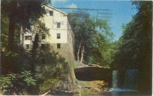 Old Mill Museum Mill Creek Park Youngstown Ohio OH 1965?