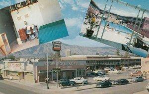 TUCSON, Arizona, 1950-1960s ; Flamingo Hotel