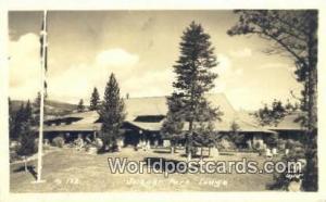 Canada Jasper Park Lodge  Real Photo