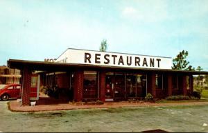 Florida Yulee Winnie Vee Restaurant and Motel