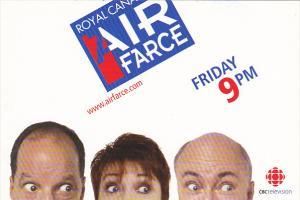 Advertising Royal Canada Air Farce CBC Television Canada