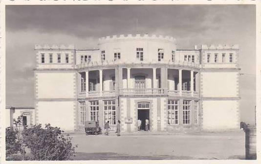 Ethiopia Government Building REal Photo