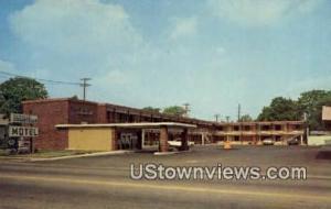 Henderson Downtown Motel Henderson KY Unused
