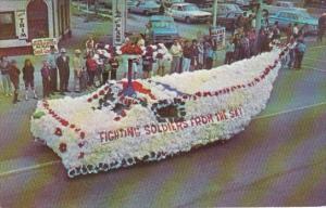 1st Prize Float Memorial Day Parade 29 May 1966 Hazel Park Michigan
