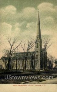 Presbyterian Church in Geneva, New York