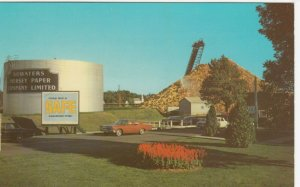 LIVERPOOL , Nova Scotia , 1950-60s ; Bowaters Mersey Paper Company