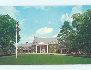Pre-1980 FENNIMORE HOUSE Cooperstown New York NY G1649