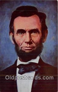 Washington, DC, USA Abraham Lincoln, 16th President