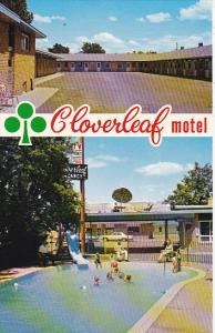 Canada Cloverleaf Motel & Swimming Pool Medicine Hat Alberta