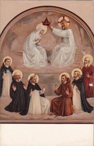 Beatui Angelico Incoronazione Della Vergine Firenze