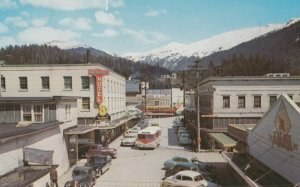 KETCHIKAN , Alaska , 50-60s; Street View