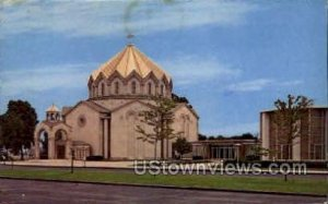 St. John's Armenian Church in Southfield, Michigan