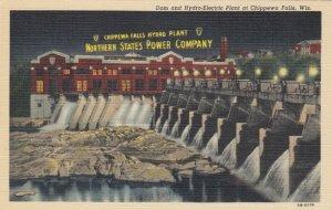 CHIPPEWA FALLS , Wisconsin ,  30-40s; Northern States Power Company