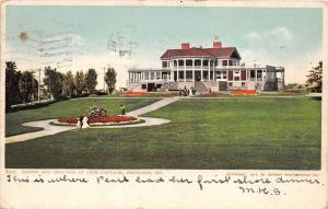 11559  ME Portland  1904  Casino and Grounds at Cape Cottage