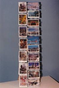 New Modern Post Card Rack  #2, Grant-Mann Lithographers Ltd , Vancouver , B.C...