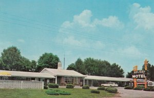 GUTHRIE , Kentucky, 50-60s ; Holiday Motel