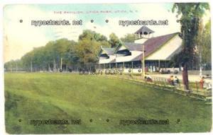 The Pavilion, Utica Park, Utica NY