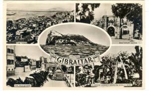 RP, 5-Views, Gibraltar, town, southport gates, boulevard, rock & alameda gard...