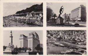 Argentina Buenos Aires Multi View Real Photo
