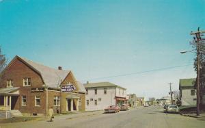 Main Street , Tatamagouche , Nova Scotia , Canada , 50-60s