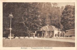 B106191 Netherlands Arnhem Theeschenkerij Sonsbeek