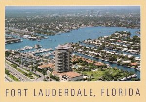 Florida Fort Lauderdale 17th Street Cauesway More Than 160 miles Of Navigable...
