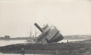 RP; CLARK's Point , SW Harbor, Maine , 00-10s ; Shipwreck of NORUMBEGER