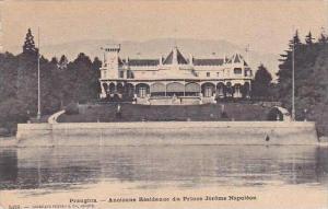 Switzerland Prangins Ancienne Residence du Prince Jerome Napoleon