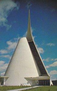 JONQUIERE , Quebec , Canada , 1950-60s ; Lady of Fatima Church #2