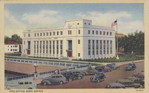 Nevada Reno Post Office Curteich