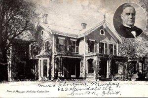 Ohio Canton Home Of President McKinley 1907