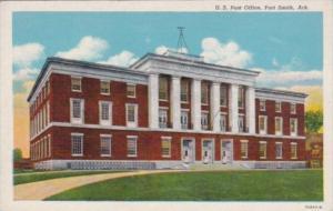 Arkansas Fort Smith Post Office Curteich