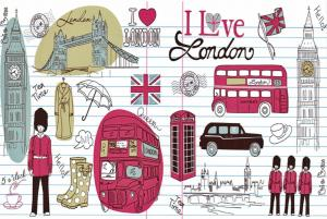 Pack of 6 NEW London Postcards,England, UK, Icons, City, View, Travel 56L