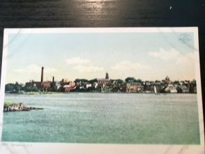 Vintage Postcard>1904>Portsmouth>View of Town>New Hampshire