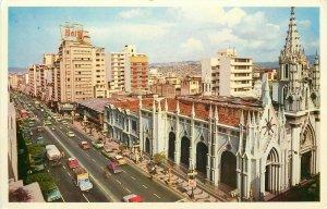 Ciudad de Caracas Santa Capilla postcard