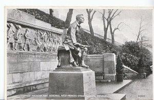 Scotland Postcard - Scottish American War Memorial - West Princes Street   3544
