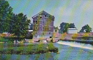 Indiana Wabash County Old Stockdale Water Power Mill