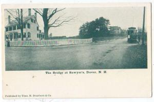 Bridge at Sawyer's, Dover NH