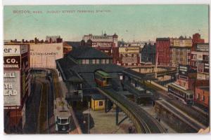Dudley St Terminal Station, Boston MA
