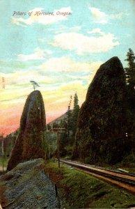 Oregon Pillars Of Hercules