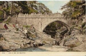 Scotland Postcard - Linn O' Dee - Near Braemar - Aberdeenshire - TZ6872