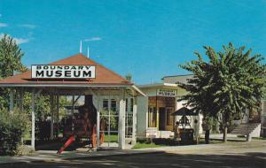 Boundry Museum , GRAND FORKS , B.C. , Canada , 40-60s