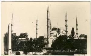 RP Istanbul, Sultan Ahmet Camii,1910-30s