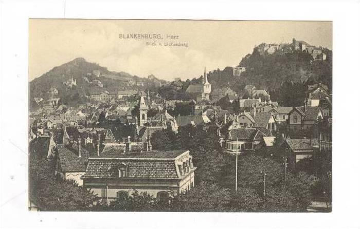 Blankenburg am Harz , Germany, 00-10s