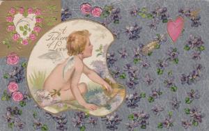 A Token of Love , Cherub , 1909 ; WINSCH