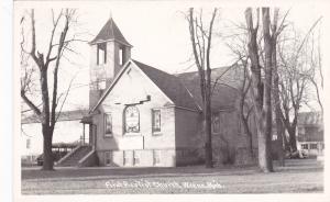 RP, WAYNE, Michigan, 1930-1940s; First Baptist Church