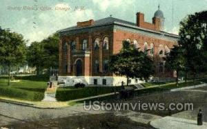 County Clerk's Office Oswego NY 1910