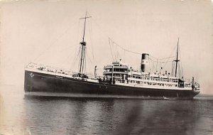 Jamaique Campagnie Maritime des Chargeurs Reunis Ship Unused