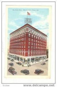 Kemp Hotel, Wichita Falls, Texas, 00-10s