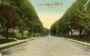 MO - Marshall. Capitol Hill